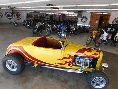 1929 Ford Model A  Custom 1929 Ford Model A Street Rod Roadster NO RESERVE