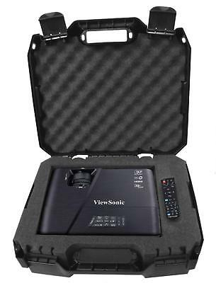 WORKFORCE Video Projector Carry Case With Protective Foam - Fits Viewsonic XGA -