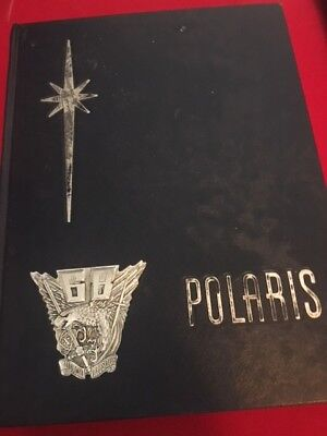 Polaris Yearbook Class of 1968 US Air Force Academy