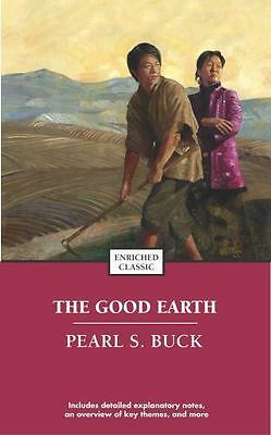 Enriched Classics: The Good Earth by Pearl S. Buck (2005, Paperback)