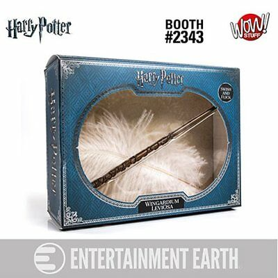 HARRY POTTER WINGARDIUM LEVIOSA KIT - SDCC Debut