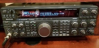Kenwood TS-950SDX with Extras