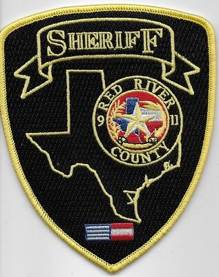 Red River County Sheriff State Texas TX