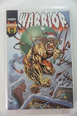 Warrior X-Mas Special Ultimate Creations WWE WWF Hellwig RIP Comic