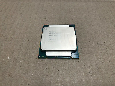 Intel Xeon E5-1650 v3 SR20J 3.5GHz 6 Core LGA 2011-3 CPU Processor