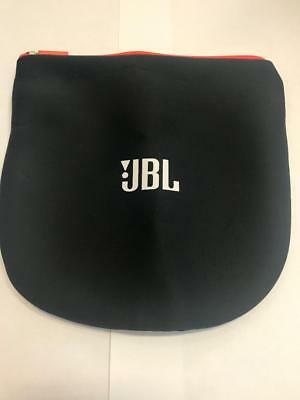JBL Soft Headphone Carrying Case - Black/Orange (IL/RT6-12270-JBLCASEBLK-NOB)
