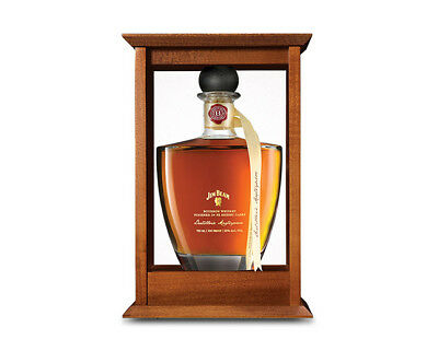 Jim Beam Distillers Masterpiece Limited Edition 700mL in Display Case