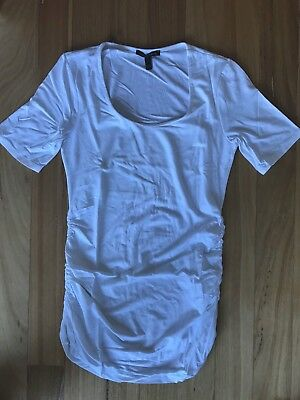 Isabella Oliver Maternity Pregnancy Top Sz 1 (US4/Small)