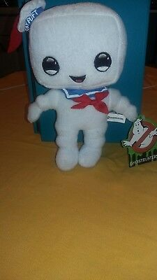 Ghostbusters Stay Puft plush NWT
