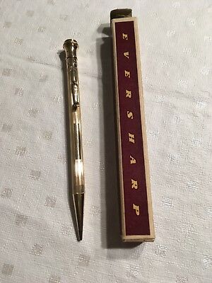 Wahl Eversharp gold Filled pencil Mint Condition 1920's Men's