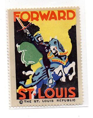 USA - Forward St. Louis- -for the St. Louis Republic - Cinderella