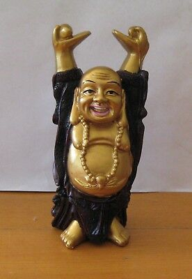 Happy Chinese Buddha