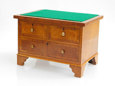 Edwardian Apprentice Piece/Miniature Chest – it's not what you think!