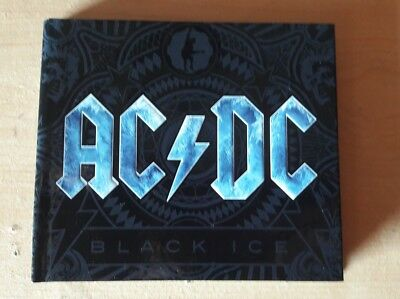 CD AC/DC - Black Ice (Buch / Mediabook)/ Top - Rock ACDC