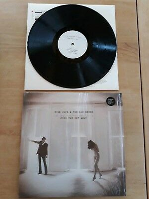 Nick Cave And The Bad Seeds - Push The Sky Away Vinyl Lp