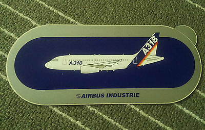 Airbus Sticker A318 House Color