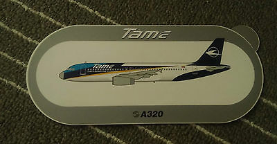 Airbus Tame  Airlines Sticker