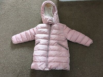 Pink Girls Coat 3 Years ( Next )