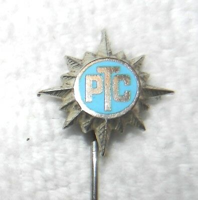 Preston Technical College Pinbadge