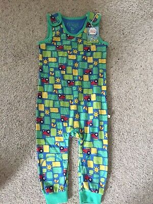 Baby Boys Frugi Dungarees 18-24 Months