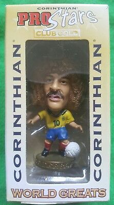 Corinthian Prostar World Greats Set H Carlos Valderamma Colombia Cg164