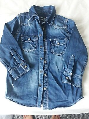 baby boy denim shirt age 2-3years