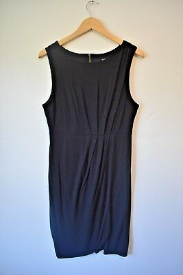 Womans Black Dress by Mossimo Supply CO Size M. Stretch. Casual or Formal Wear