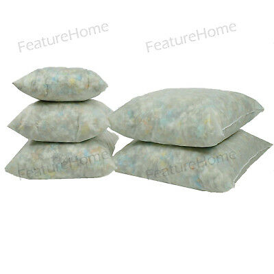 """Foam Crumb Cushion Pad Inserts - High-Quality Foam - All Sizes Available 14-32"""""""