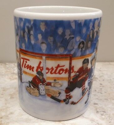 Tim Hortons Limited Edition WINNING GOAL Hockey Series # 002 made South Africa