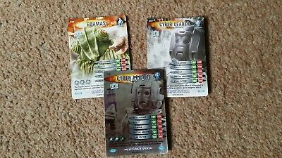 Dr who ulimate and Devastator collectable trading cards 296 approx cards
