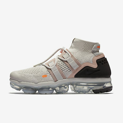 8f569e2742d Nike Air Vapormax Flyknit Utility size 13. Light Bone White Orange. AH6834 -002