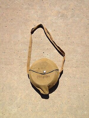 Vintage Boy Scouts of America MESS KIT Camp Official Cooking Kit