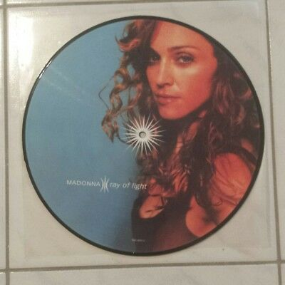 Madonna Ray of Light Picture Vinyl