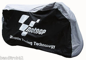 Moto GP Official Product Motorcycle Outdoor Rain Waterproof Cover M Medium
