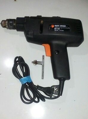 Taladro percutor Black & Decker bd 140