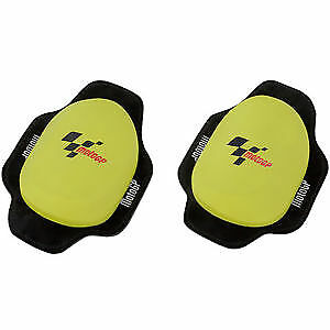 YELLOW MotoGP Pro Series Knee Sliders Moto GP Road Track Race Slider MGPKSL05
