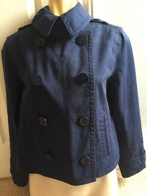 Age 12-14 Ralph Lauren Girls Navy Jacket
