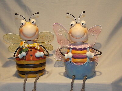 Bee Couple Shelf Sitters Cute