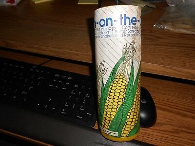Keltgen Seed Company 15 Piece Corn On The Cob Set Brand New Sealed One Of A Kind