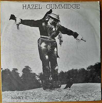 "Hazel Gummidge, Single ""Crescendo / Get Back To The Country"" von 1975"