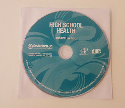 Switched on Schoolhouse High School Health 8th 9th 10th 11th 12th