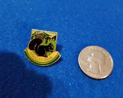 Stanley Park Travel Pin Pre-Owned
