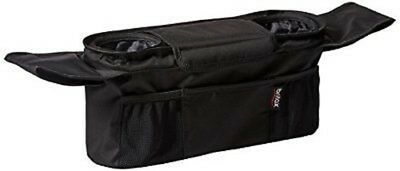 Britax Stroller Organizer with Cup Holders Black - 2148
