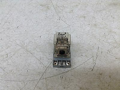 Potter & Brumfield KRP11AN Relay 120 VAC Coil w/ Base