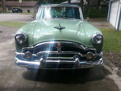 1953 Packard Clipper delux 1953 packard clipper