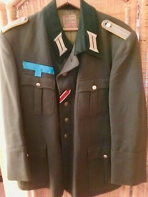 German Army WWII Wehrmacht Tunic - Cavalry - Original, AS IS, Size Large