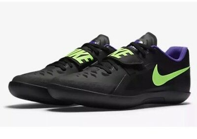 Nwt Nike Zoom Rival Sd 2 685134-035 Track Shot Put Discuss Throwing Sz 10