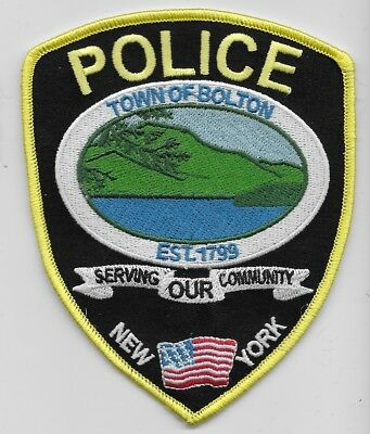 Scenic Bolton Police State New York NY patch