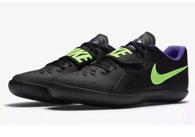 Nwt Nike Zoom Rival Sd 2 685134-035 Track Shot Put Discuss Throwing Sz 8.5