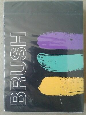 Dealersgrip Brush Playing Cards Brand New Sealed Deck FREE SHIPPING